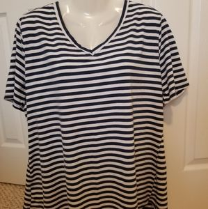 Terra & Sky Stripe Shirt